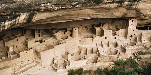 """Cliff Palace Mesa Verde"""