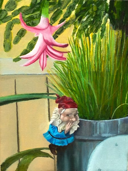 Birth Gnome   Original Art | Tricia | Art