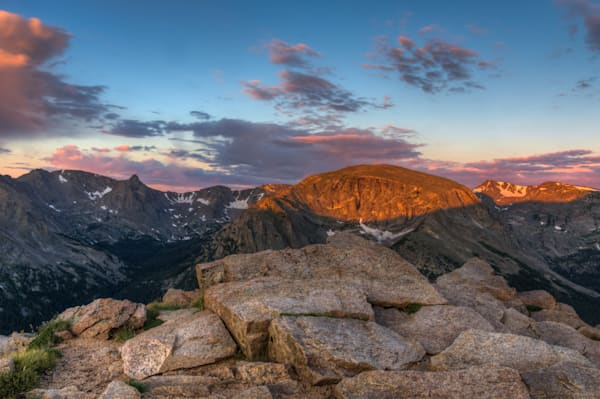 Trail Ridge Sunrise 7072