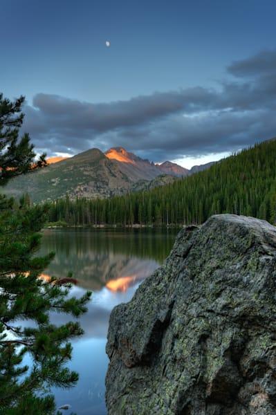 Bear Lake Sunset 6502
