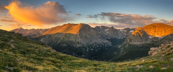 Trail Ridge Sunrise 7107 (panorama)