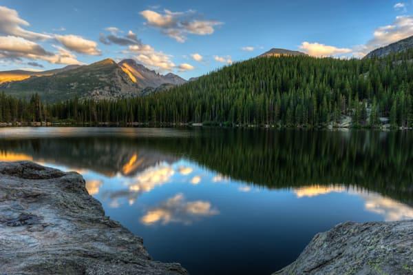 Bear Lake Sunset 6417