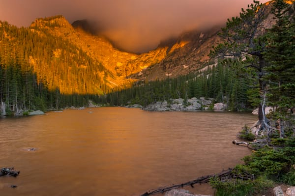 Dream Lake Sunrise 6082