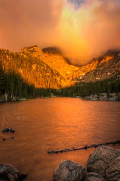 Dream Lake Sunrise 6067