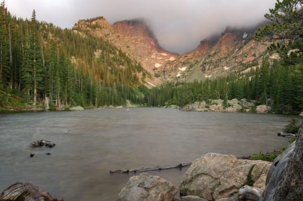 Dream Lake at Dawn 6050