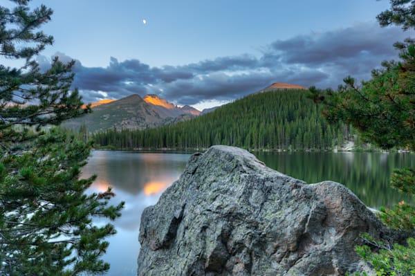 Bear Lake Sunset 6492
