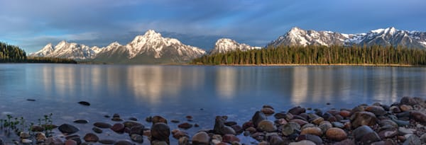 Colter Bay panorama