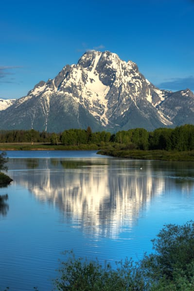 Morning at Oxbow Bend 2634