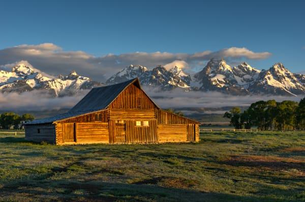 Teton Sunrise 2135