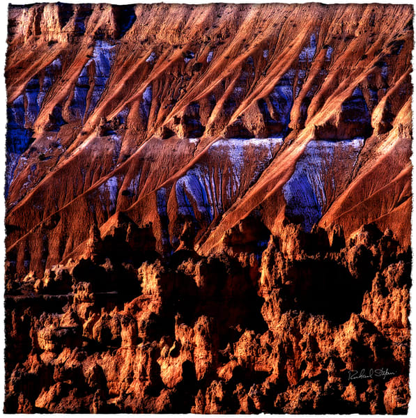 Early Winter – Bryce Canyon photograph by Richard Stefani