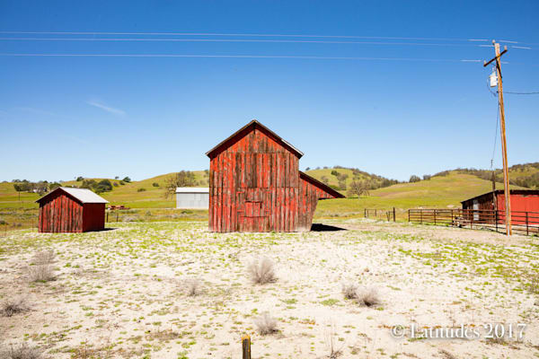 """""""Red Barns"""""""