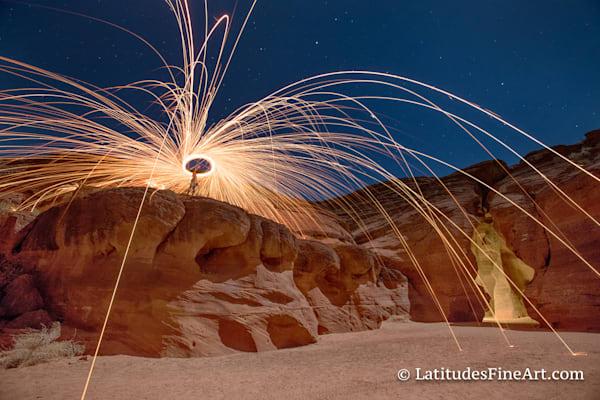 WEB  W8A9397 Slot Canyon fire
