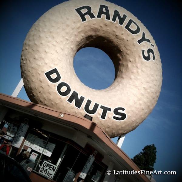 """Randy's Donuts"""