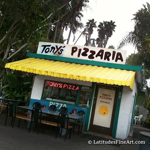 """""""Tony's Pizza"""""""