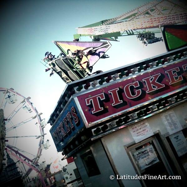 """Carnival Tickets"""