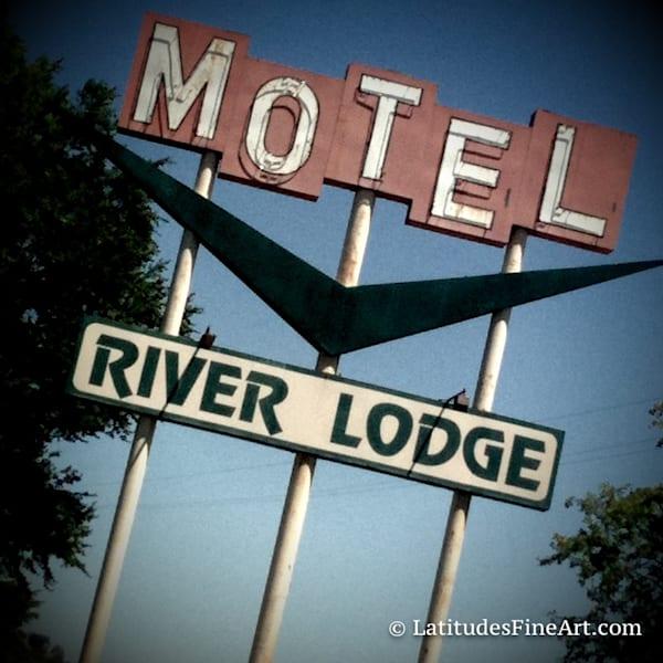 """River Lodge"""