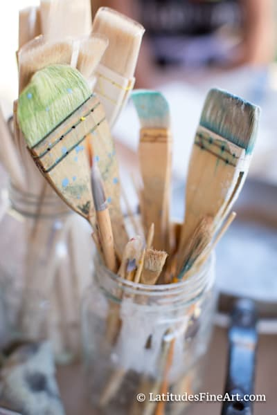 """""""Artist's Brushes"""""""