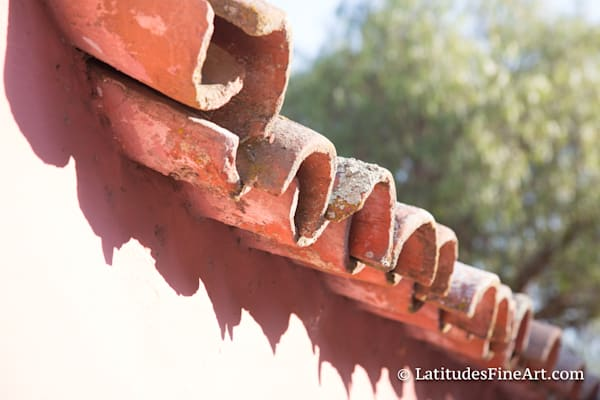 Red Tile Roof 9990