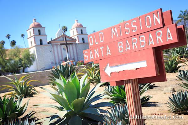 Santa Barbara Mission 00045