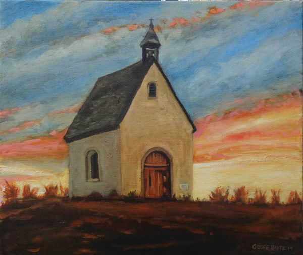 Nebraksa Sunset Art | Geoffrey Butz Art & Design Inc