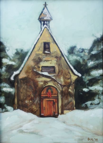 Waukesha Winter Art | Geoffrey Butz Art & Design Inc