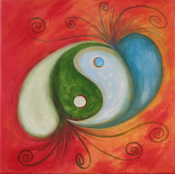 Yin Yang of Love