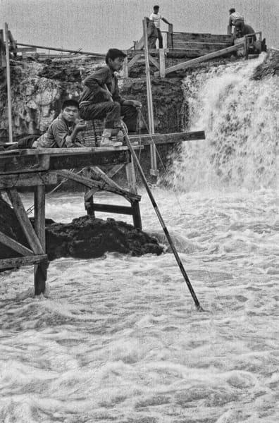 Celilo Falls 22 photograph by Richard Stefani –Stefani Fine Art