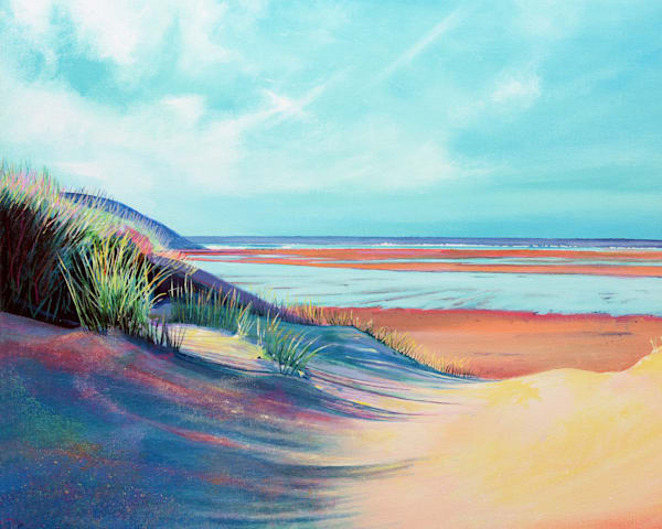 Broughton Bay Gower Fine Art Print