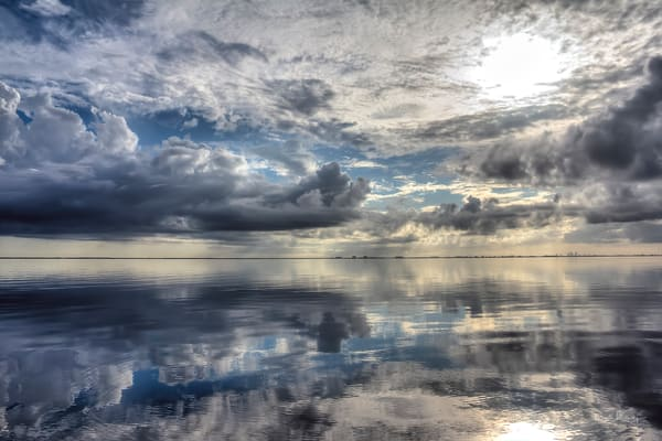 Tampa Bay Reflections photograph art