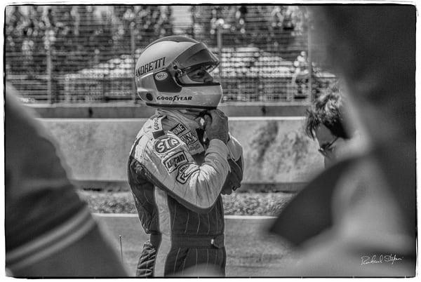 Mario Andretti – Ready to Race