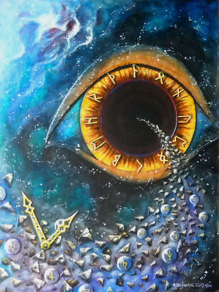 Prophecy in the Eye of Time