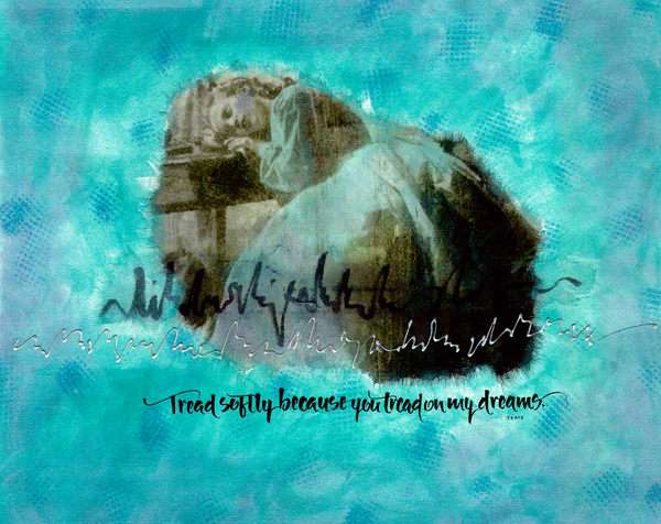 """Tread Softly"" by Kellie Moeller 