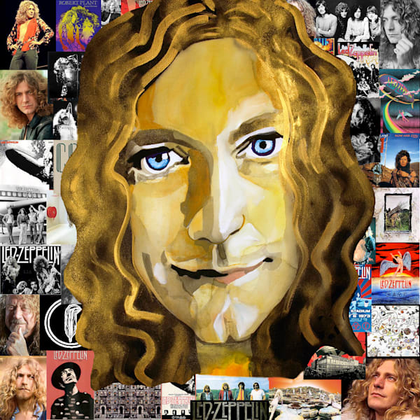ROBERT PLANT POP heART