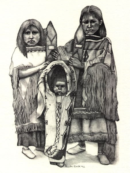 Kiowa Girls