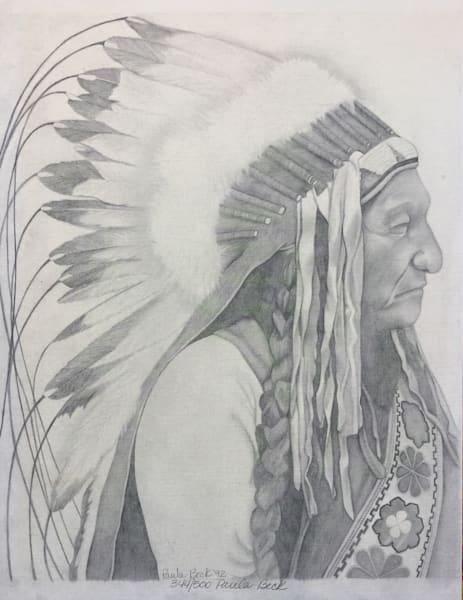 Sitting Bull | Manning-Lewis Studios, LLC.