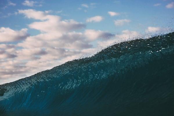 Wave  50 Photography Art | stephanelacasa
