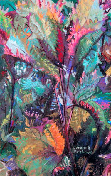 Loreta Feeback Fine art prints on canvas, paper, metal