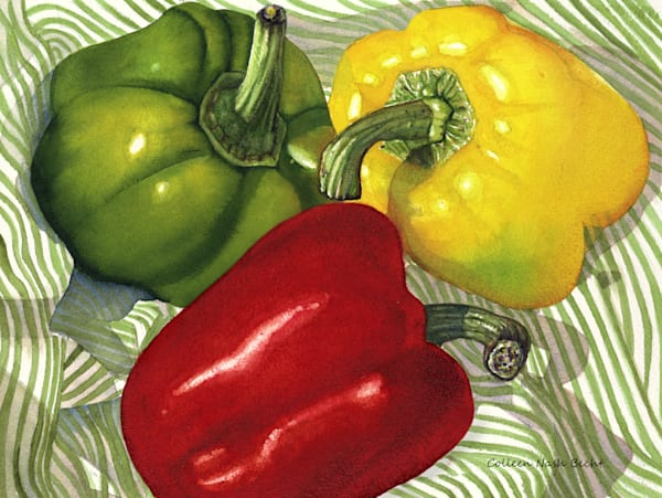 Farmer's Market Peppers