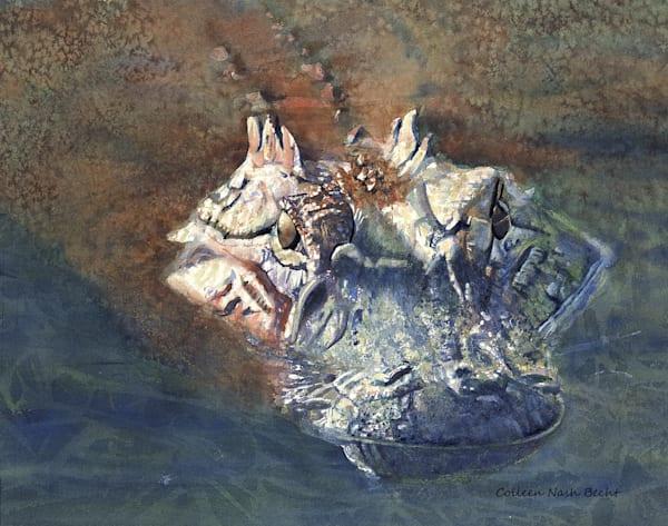 Gator Up Art by Colleen Nash Becht