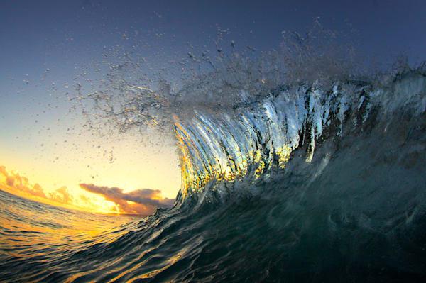 wave flare prints