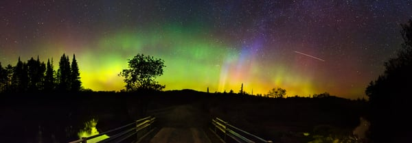 Northern Lights North St Photography Art | Kurt Gardner Photogarphy