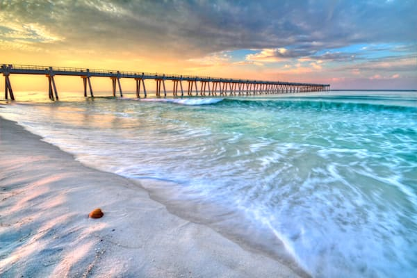 Florida's Navarre Beach Photographs - Fine Art Prints on Canvas, Paper, Metal, & More | Waldorff Photography