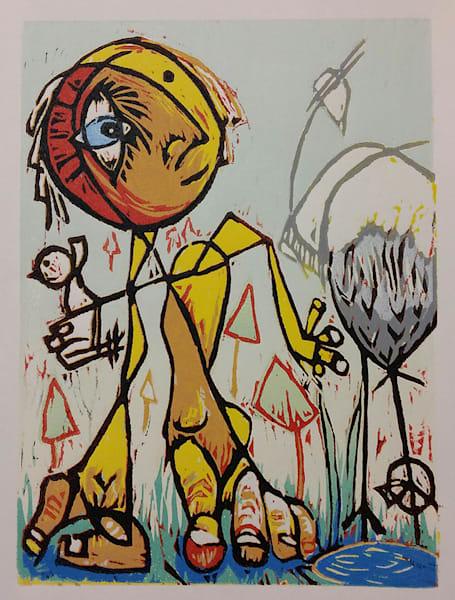 Friendly Encounter Art | Fountainhead Gallery