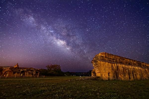 Milky Way Skies