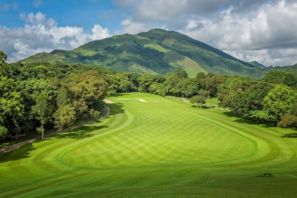 Tommy Tucker - Hong Kong Golf Club, Old Coures, 10th Hole