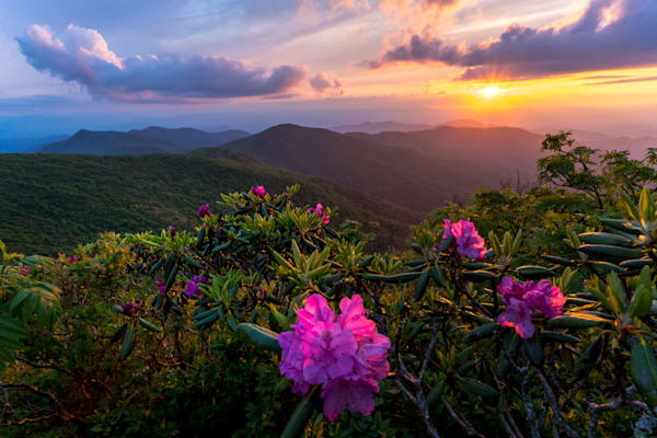 Blue Ridge Mountains photographs for sale