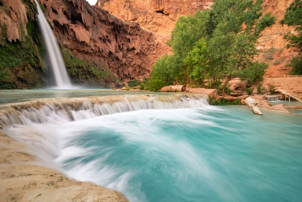 Refreshing Havasu Falls Photograph for Sale as Fine Art