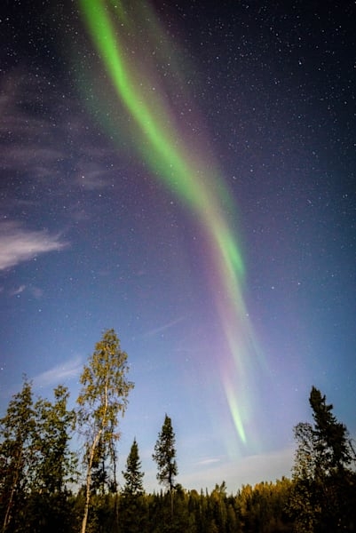 Aurora Borealis Photograph for Sale as Fine Art