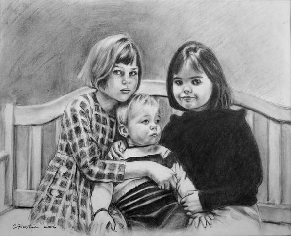 Maastedt children's portrait