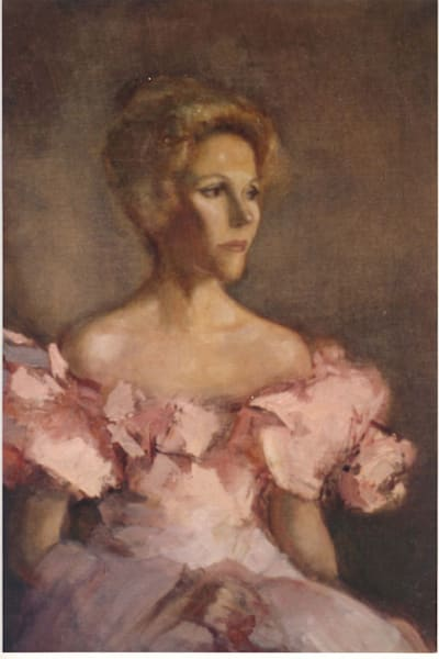 Eileen Fulton Portrait